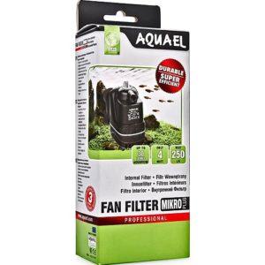 Внутренний фильтр Aqauel Fan mikro