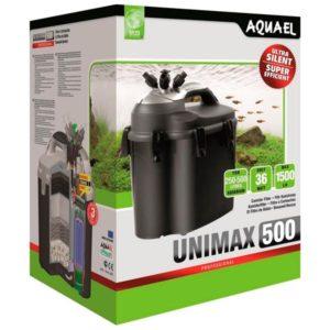 Фильтр внешний AQUAEL UNIMAX 500 2000л/ч, до 500 л.
