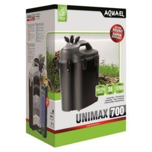 Фильтр внешний AQUAEL UNIMAX 700 2250 л/ч, до 700 л.