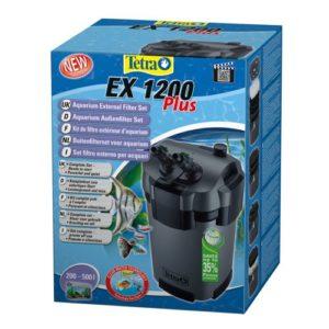 Внешний аквариумный фильтр Terta EX 1200 plus (200-500л)