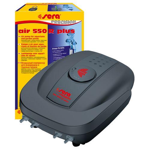 Компрессор для аквариума Sera air 550R plus