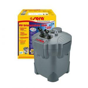 Внешний фильтр SERAfil BIOACTIVE 250 + UV