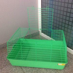 Клетка для кроликов №R2 зеленая