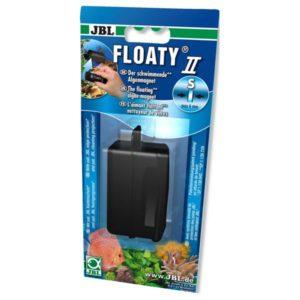 JBL Floaty S - Плавающий магнитный скребок для стекол толщиной до 6 мм.