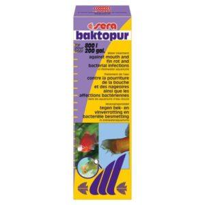 SERA baktopur 50 мл – Средство против бактериальных поражений, на 800 л
