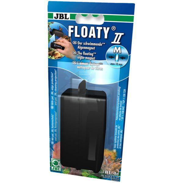 JBL Floaty M - Плавающий магнитный скребок для стекол толщиной до 10 мм