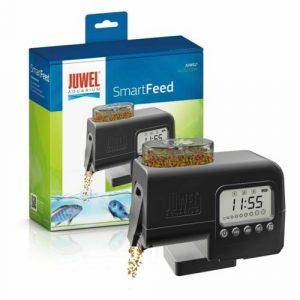 Кормушка для рыб JUWEL SmartFeed автоматическая, шнековая с подачей корма