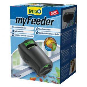 Кормушка с дисплеем Tetra myFeeder автоматическая