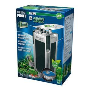 JBL CristalProfi e1902 greenline + Внешний фильтр для аквариумов объемом 200-800 л
