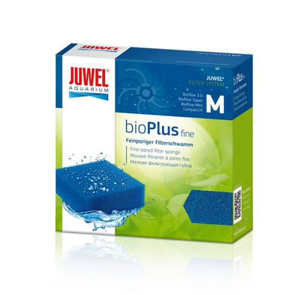 Губка для аквариумного фильтра JUWEL Compact 3,0 тонкой очистки