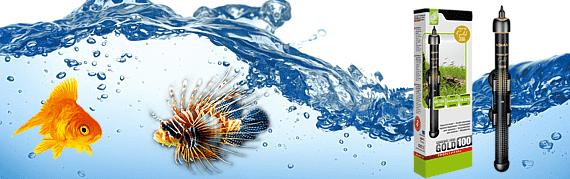 Нагреватели воды для аквариума