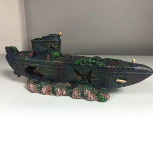"""Декорация для аквариума """"Затонувший крейсер"""" RP-814"""