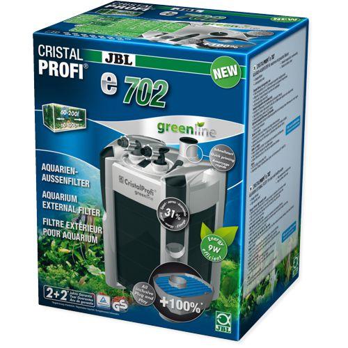 JBL CristalProfi e702 greenline внешний фильтр для аквариумов