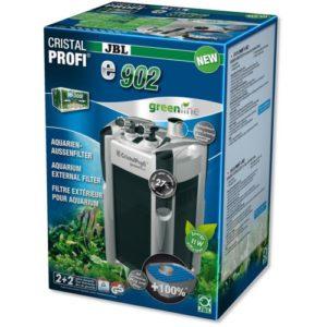 JBL CristalProfi e902 greenline внешний фильтр для аквариумов