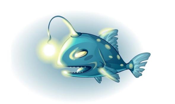 Освещение рыбок