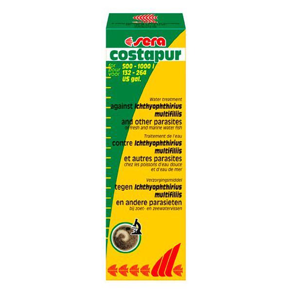 SERA costapur 50 мл – Средство против эктопаразитов, на 800 л