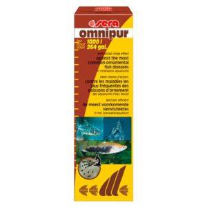 SERA omnipur 50 мл – Средство против распространённых заболеваний на 1000 л
