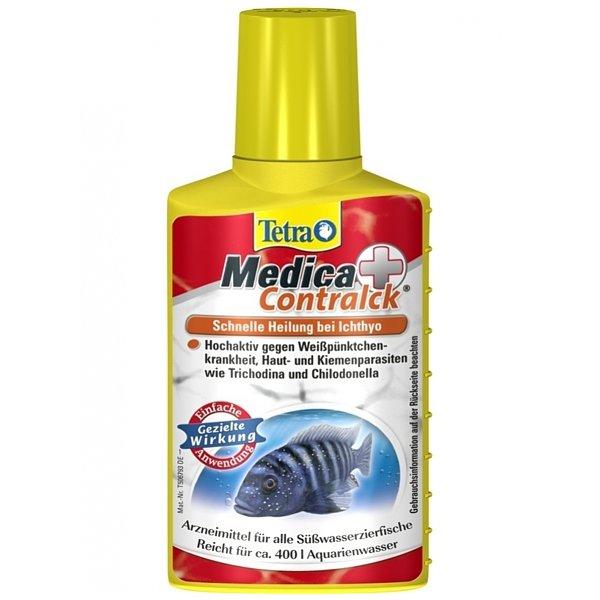 Лекарство для аквариумных рыб Tetra ContraIck 100 мл на 400л