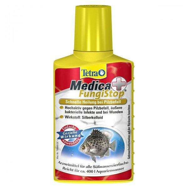 Лекарство для аквариумных рыб Tetra FungiStop 100мл на 400л