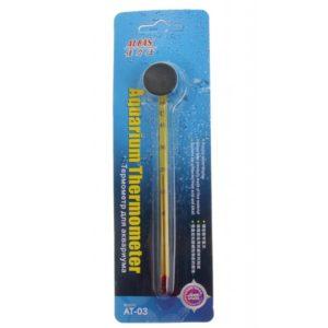 Термометр для аквариума ALEAS тонкий в блистере
