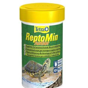 Корм для черепах Tetra ReptoMin Junior 100 ml