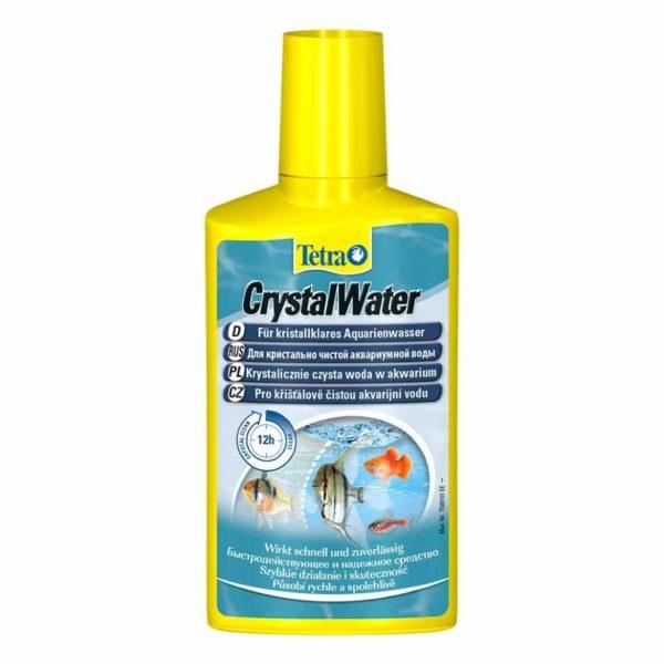 Осветлитель аквариумной воды Tetra Crystal Water 500 мл