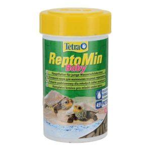 Корм для черепах Tetra ReptoMin Baby 100 ml