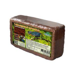 Террариумный субстрат кокосовая крошка 650 гр